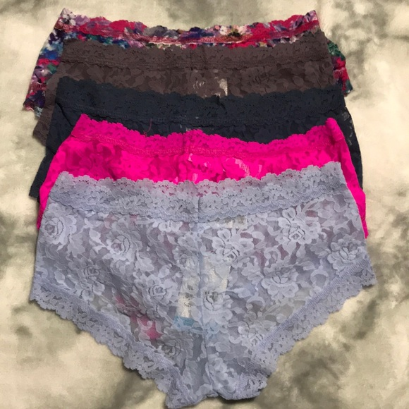 Hanky Panky Other - 💋Just in💋Small 5 pack Boyshorts
